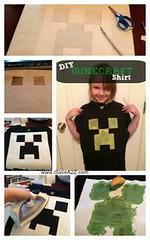 Minecraft Creep Shir (Jennifer with iSaveA2Z.com) Tags: by kids blog post jennifer crafts frugal recipes creep shir minecraft isavea2z isavea2zcom