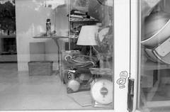 no nukes (komehachi888) Tags: kobe nikonfm2 selfdeveloped kodaktrix400 mumbling harbourland filmshots nikkorocauto35mmf2
