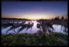Ban Plai leam1-F (Catzilla007) Tags: light sunset seascape landscape thailand pier boat twilight kohsamui samui fujifilmxpro1 zeisstouit2812