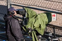 Cameraman! (Ian Garfield - thanks for over 1 Million views!!!!) Tags: camera cars sports car sport ian photography championship tv racing silverstone british sis garfield touring cameraman motorsport btcc dunlop msa 2013