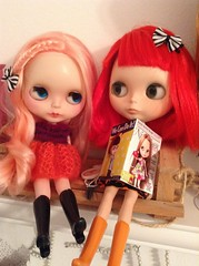 Blythe a day October- dictionary