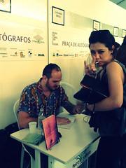 59ª Feira do Livro de Porto Alegre (literaneto) Tags: de tudo book do eu que feira porto poesia livro alegre sei autor livros não andré poeta neto poema dizer 59ª
