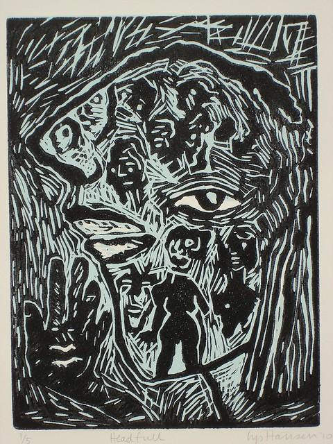 77 Headfull by Lys Hansen
