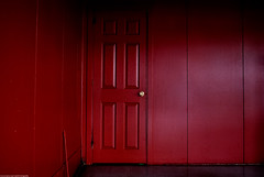 Red Door (Marco San Martin) Tags: door light color luz composition rojo puerta colores nikpn marcosanmartin