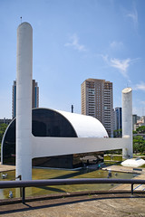 BR | SP | Memorial da Amrica Latina (jan.martin) Tags: brazil niemeyer brasil architecture concrete oscar arquitectura br brasilien sp architektur architectuur beton brsil arkitektur archi oscarniemeyer