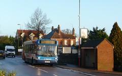 Not very Fleet Buzz Fleet Buzz (bobsmithgl100) Tags: bus hampshire alexander hook dennis dart stagecoach route30 slf stationroad hcd alx200 33016 fleetbuzz r816hcd r816
