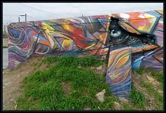 Real - AMO (Gramgroum) Tags: street art real graffiti marseille mur amo