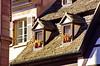Strasbourg 40 près de la Cathédrale (paspog) Tags: france strasbourg alsace slates ardoises chienassis