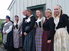 Þjóðbúningamessa 2013