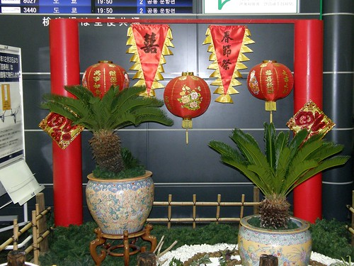 #4466 Chinese New Year's decorations