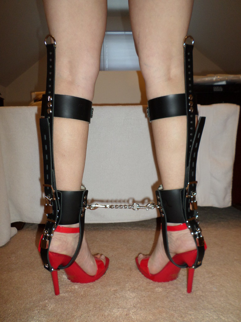 Sorry, that Bdsm shoe lock chains the truth