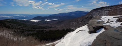 20140222_19p (mckenn39) Tags: winter panorama mountains nature hudsonriver catskills nystate nysland