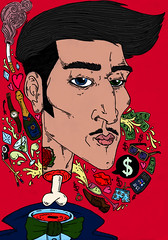 Burgus. (Emi Renzi) Tags: illustration draw dibujo emi emiliano ilustracin renzi ilustraao burgues