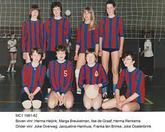 1981 Meisjes C1