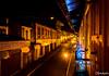 Teziutlán de noche. Puebla, México. (Obedph) Tags: street city light méxico night luces noche calle nikon balcony público puebla balcon hidalgo nocturno lámparas faroles solitaria iluminada alumbrado teziutlan d3200 dblringexcellence