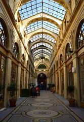 Paris au fil de ses galeries et passages