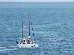 Tackleway of Southampton (fstop186) Tags: sea 6 motion water boat movement cabin sailing diesel action yacht 33 engine panasonic solent sail mast hull southampton g3 berth ketch grp nauticat 10metres tackleway