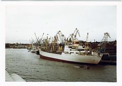42 (jens.lilienthal) Tags: cruise sea vintage finland copenhagen denmark found photography helsinki finnland ship baltic 1970 dnemark danmark kopenhagen ostsee fhre ferra finlandia kreuzfahrt