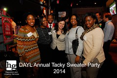 "DAYL 2014 Tacky Sweater Party • <a style=""font-size:0.8em;"" href=""http://www.flickr.com/photos/128417200@N03/15892977573/"" target=""_blank"">View on Flickr</a>"