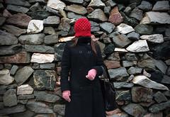 Red Mask I (Alessandro Banducci * Ganaverre) Tags: portrait model via francesca castiglioncello corcos