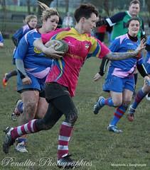 Penallta Minerbirds v Senghenydd Sirens (TraceyLintern) Tags: game sport ball mud rugby womensrugby sirens ystradmynach wru rugbyunion penallta senghenydd minerbirds penalltarfc penalltaminerbirds senghenyddsirens minerbirdssirens