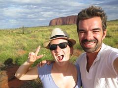 "Uluru <a style=""margin-left:10px; font-size:0.8em;"" href=""http://www.flickr.com/photos/83080376@N03/16263837097/"" target=""_blank"">@flickr</a>"
