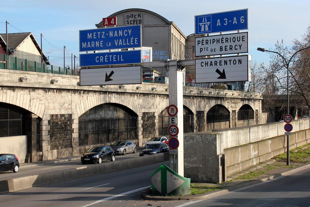 The world 39 s best photos of boulevard and p riph rique - Porte peripherique paris ...