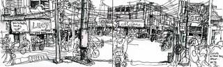 Vietnam lucy's Hanoi 001