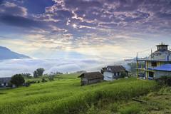 Morning View (craigkass) Tags: nepal trekking asia himalaya makalu makalubarunnationalpark