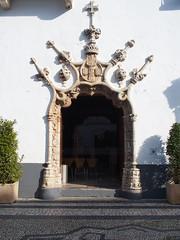 Porta Manuelina (rgrant_97) Tags: door espaa portugal spain puerta espanha porta olivenza extremadura olivena manuelina