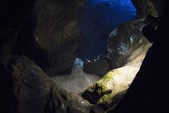 Trummelbachfalle - cachoeira interna que forma uma lagoa redonda (CartasemPortador) Tags: bern lauterbrunnen cachoeira quedas interlaken dgua trmmelbach trmmelbachflle