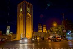Hazrat Mahdi Avenue (T   J ) Tags: nikon iran d750 yazd teeje nikon2470mmf28