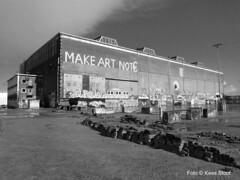 Make Art not 24-4-16 (kees.stoof) Tags: amsterdam ndsm noord ndsmwerf ijhallen makeartnot