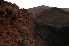 Welded Splatter (Derbyshire Harrier) Tags: morning volcano spring path sicily geology volcanic etna cindercones 2016 mountetna activevolcano scoria rifugiosapienza silvestricraters weldedsplatter