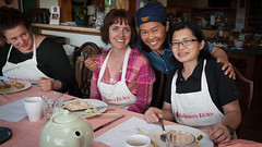 Kallayanee's Kitchen: The Best Thai food you can learn to make  on Vancouver Island (Ry Glover) Tags: people canada country location vancouverisland cookingclass kaki 16x9 northsaanich thaicuisine classportraits 160525 kallayaneeskitchen mctavishheights authenticthaicookingclasses allmenuitemsnames 1455mctavishroad kallayaneeskitchenstudentsatherclasses