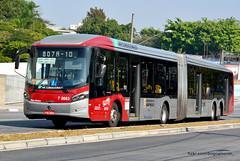 7 2663 (American Bus Pics) Tags: sãopaulo millennium caio sptrans