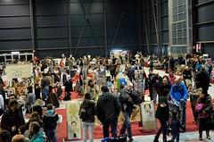 Mercazoco Diciembre Gijón Feria de Muestras 2 aniversario de compras