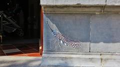 Pol Cosmo / Bomastraat - 8 mei 2016 (Ferdinand 'Ferre' Feys) Tags: streetart pasteup graffiti belgium belgique wheatpaste belgi urbanart graff ghent gent gand graffitiart arteurbano artdelarue urbanarte polcosmo
