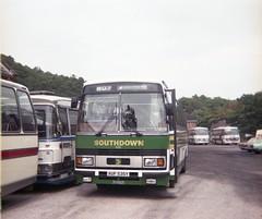 XUF 535Y (markkirk85) Tags: new bus buses tiger 3200 paramount leyland 1005 southdown plaxton i xuf 51983 xuf535y 535y