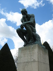 IMG_1555 (irischao) Tags: trip travel vacation paris france museum rodin thethinker 2016 museerodin