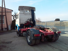 MB NG SZM (Vehicle Tim) Tags: truck mercedes oldtimer ng mb fahrzeug lkw szm sattelzugmaschine