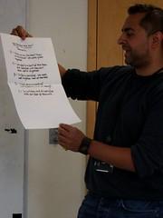 Team Mood - The list + Jiten (mrbootle) Tags: team mood diary satisfaction moj agile
