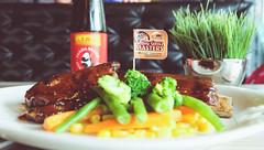 luna j x lee kum kee (11 of 18) (Rodel Flordeliz) Tags: restaurant luna grill friedrice sauces barbecuesauce babybackribs leekumkee lunaj