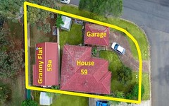 59 & 59a Lillyvicks Crescent, Ambarvale NSW