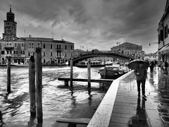 A rainy afternoon in Murano (kenny barker) Tags: venice murano