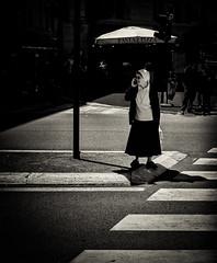(Stevenchen912) Tags: shadow bw composition contrast streetportrait streetphoto depth decisivemoment streetphotographer streetcandid streetfavorites