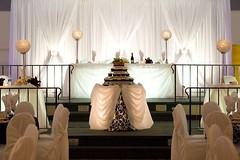 Amazing #tableglow for the #cake table ! : #theengagedlife (RentMyWedding) Tags: wedding party inspiration diy celebration event planning ideas weddingreception uplighting weddingplanner weddingideas diywedding dreamwedding weddinginspiration rentmywedding