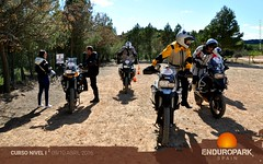 Enduropark_Spain_Curso_Abril_2016_014 (Enduropark Spain - Roc Trail Academy) Tags: valencia honda offroad adventure trail moto bmw africatwin vehculo tuejar cursooffroad bmw1200 enduropark escuelaenduro roclloret cursotrail enduroparkspain maxitrail