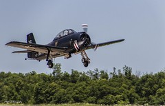 On Take-off (Kool Cats Photography over 7 Million Views) Tags: blue oklahoma sport plane photography flying aviation airshow takeoff trainer aviationphotography canoneost3i tamron16300mmf3563diiivcpzdb016
