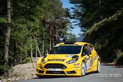 Ford Fiesta R5 - Philippe CATUDAL / Guy CAVARERO (nans_even) Tags: auto france guy cars ford mobile race fiesta rally voiture racing national 94 cote chassis rallyes extrieur antibes philippe rallye azur voitures rallying dazur r5 2016 championnat cavarero vhicule balbosca catudal ex590tr
